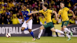 Soccer - International Friendly - Australia v Ecuador - The Den