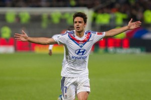 clement grenier lyon play-maker