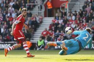 jay rodriguez scores first goal