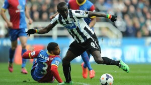 Soccer - Barclays Premier League - Newcastle United v Crystal Palace - St James' Park