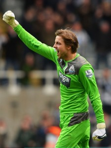 tim krul late poalace winner
