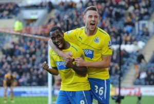 vurnon anita with paul dummett
