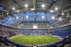 Veltins-Arena in Gelsenkirchen