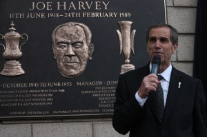 joe harvey bob moncur