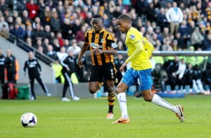 loic remy yellow hull city