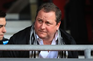 mike ashley glum
