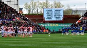 Soccer - Barclays Premier League - Stoke City v Newcastle United - Britannia Stadium