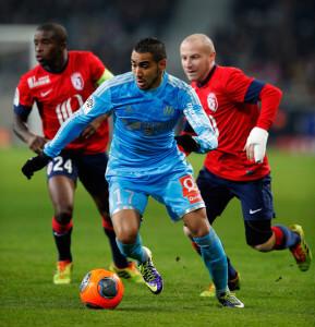 Dimitri Payet +LOSC+Lille+v+Olympique+de+Marseille+JLS8q2KIJi4l