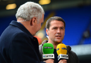 Michael Owen media duties