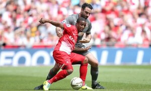 Soccer - Sky Bet League One - Play Off - Final - Leyton Orient v Rotherham United - Wembley Stadium