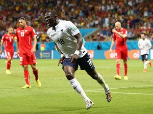 moussa sissoko scores -france