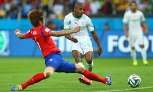 yacine brahimi scores sth korea