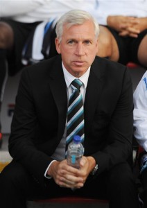 alan pardew in black jacket