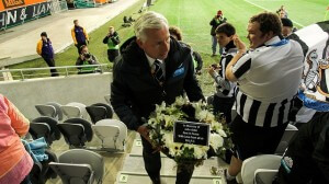 Newcastle United v Sydney FC - Football United New Zealand Tour 2014