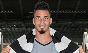 Emmanuel Rivière Newcastle United