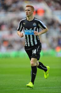 Jack Colback 01+Newcastle+United+v+Manchester+nVFLOBR7VBal