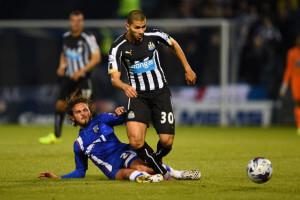 Mehdi Abeid Gillingham +v+Newcastle+United+anzqjQow_tpl