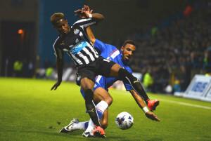 Rolando Aarons Gillingham +v+Newcastle+United+q-cfsiJ62wSl