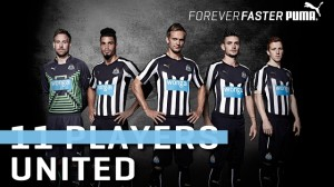 nufc new strips
