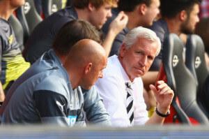 Alan Pardew Southampton +v+Newcastle+United+zbRLW2DbxgIl