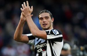 Andy Carroll Newcastle -career