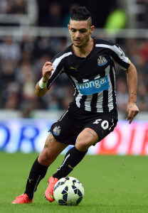 Remy Cabella Newcastle+United+v+Hull+City+XYVPwUxiHdrl