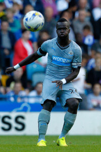 cheick tiote grey