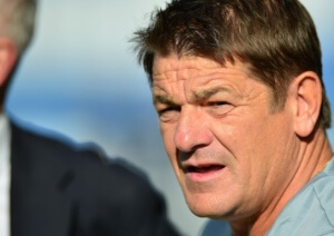 john carver close up