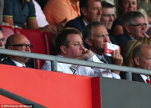 mike ashley glun st mary's
