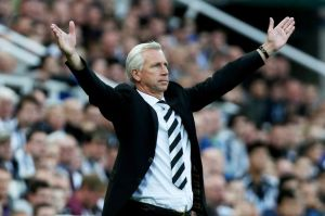 alan pardew 2-2 hull