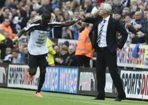 papiss cisse thanks mate hull