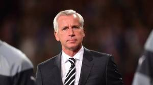 alan pardew suit and tie