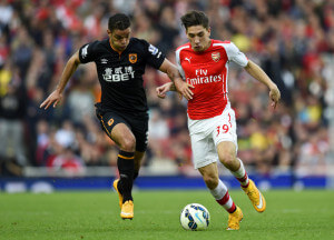 ben arfa hull arsenal