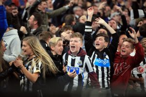 newcastle fans man city