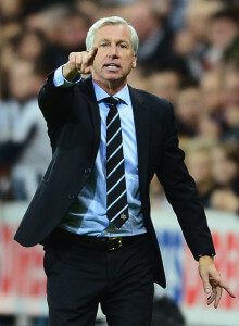 Alan Pardew home to QPR