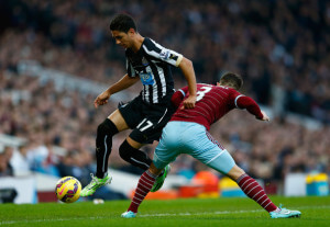Ayoze Perez West Ham    +United+v+Newcastle+United+V1VueZseNsWl
