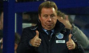 Harry Redknapp, QPR v Fulham
