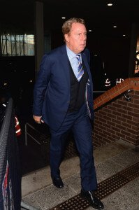 Harry Redknapp arroives +Newcastle+United+v+Queens+Park+JAfgVzQ-TIql