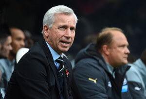 alan pardew 1-0 win liverpool