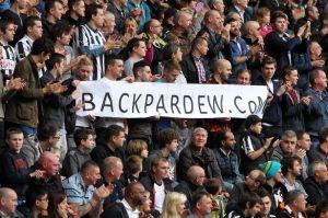 back pardew banner