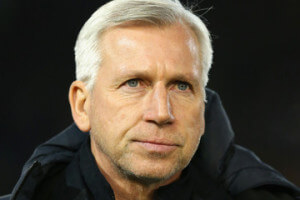 Alan Pardew burnley