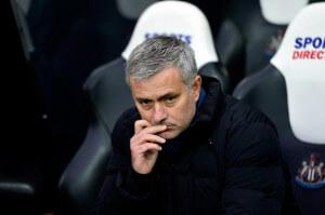 Jose Mourinho Newcastle