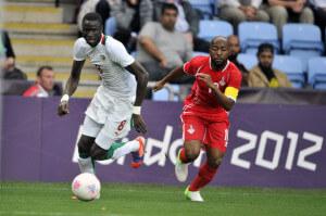 Kara Mbodj Olympics Senegal