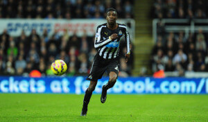 Sammy Ameobi Sunderland 1-0