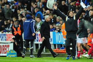 alan pardew at end of 4th SAundelrand defeat