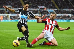 ayoze perez in action SAunderland beat 1-0