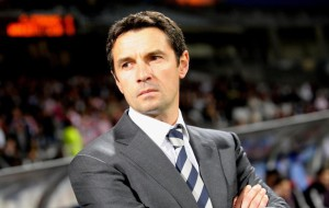 Remi Garde dark grey suit