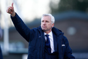 alan pardew at dover