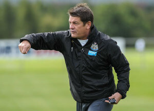 john carver training