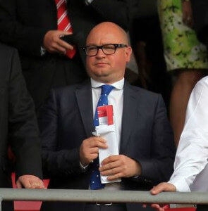 lee charnley close-up